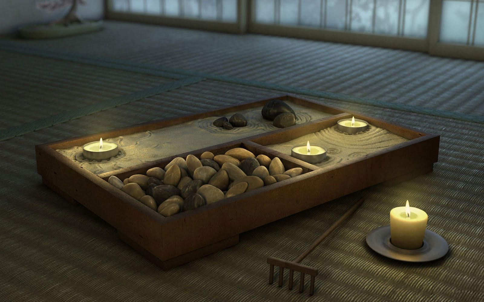 Top 5 best desktop zen gardens list my zen decor for Mini zen garden designs